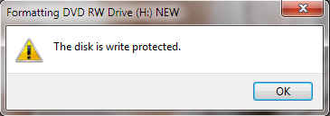 Remove Write Protected From Pendrive and Memory Card