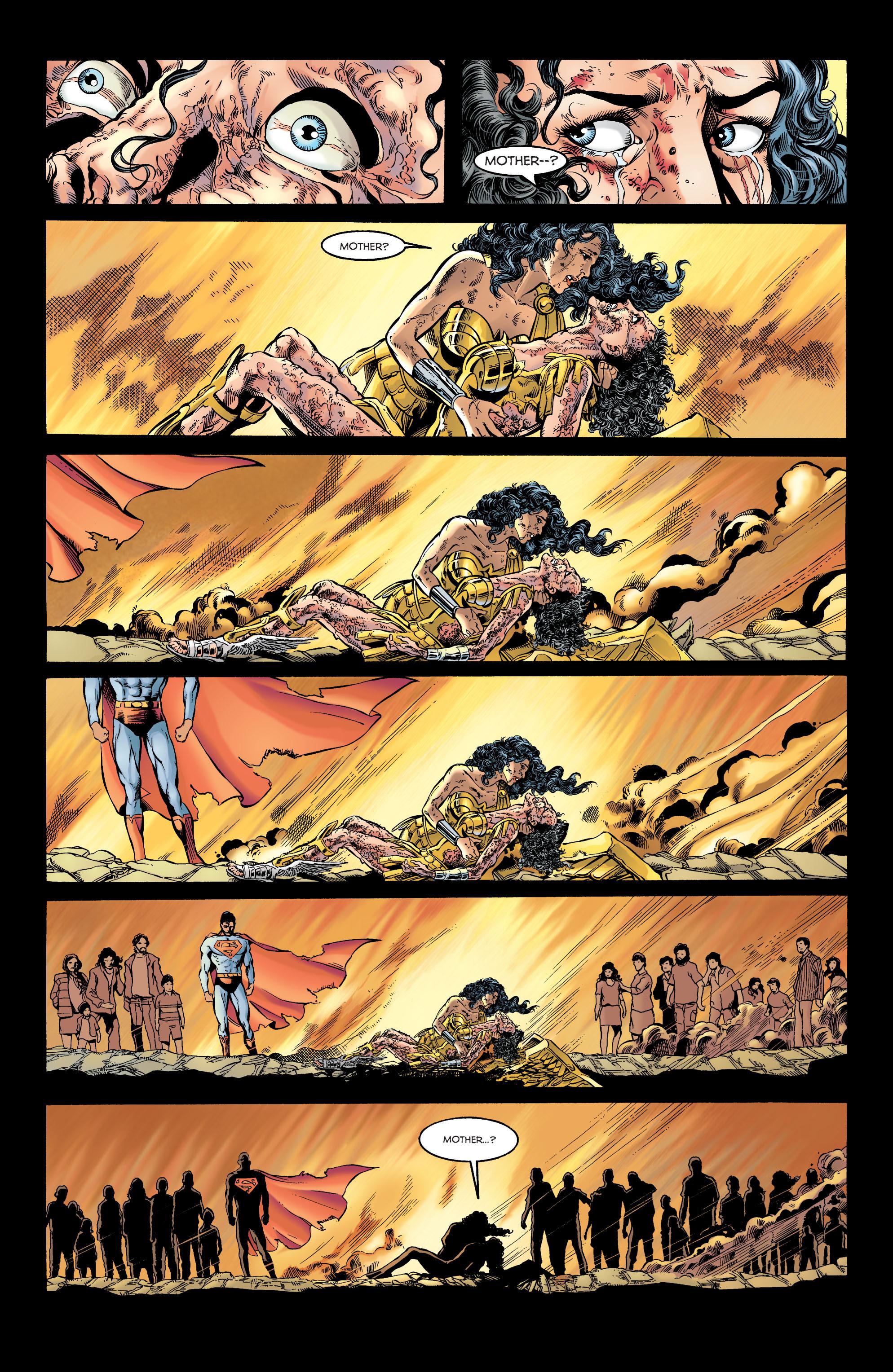 Read online Wonder Woman (1987) comic -  Issue #172 - 22