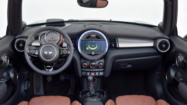 2016 Mini Cooper Convertible Automatic Review