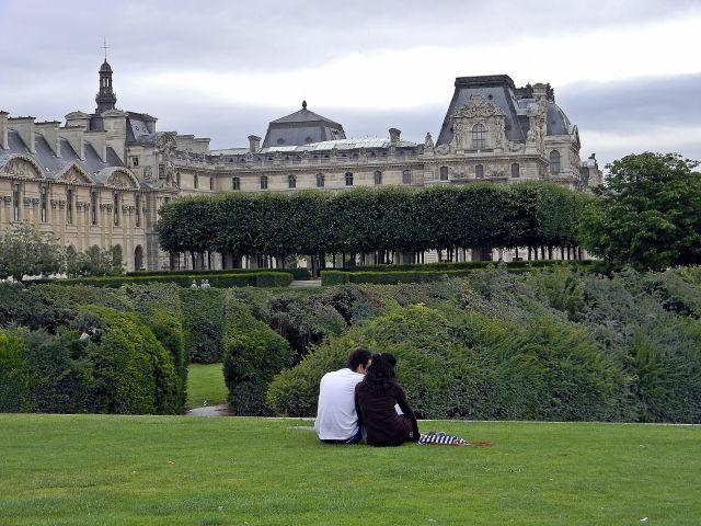 paryskie atrakcje, Luwr