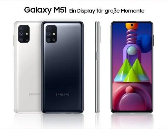 SAMSUNG GALAXY M51 PERÚ