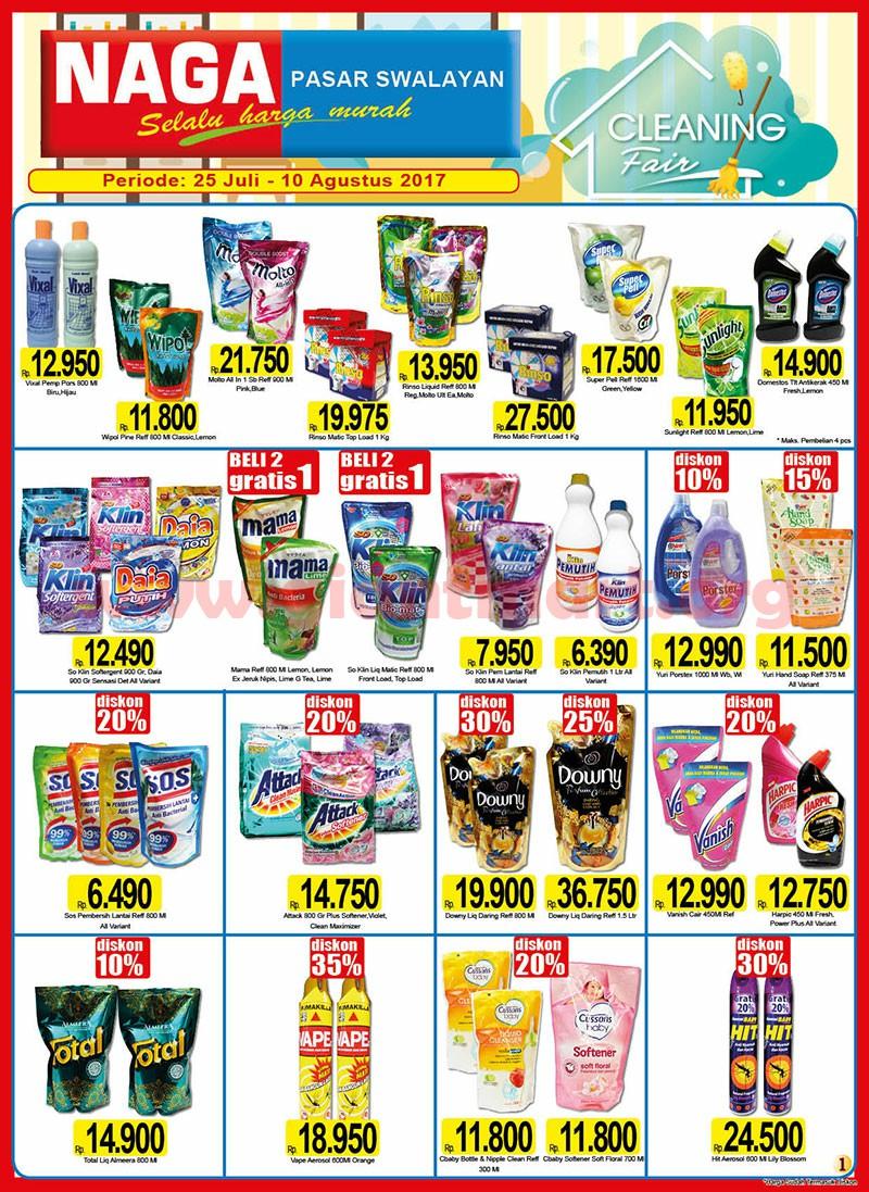 Katalog Promo NAGA Pasar Swalayan