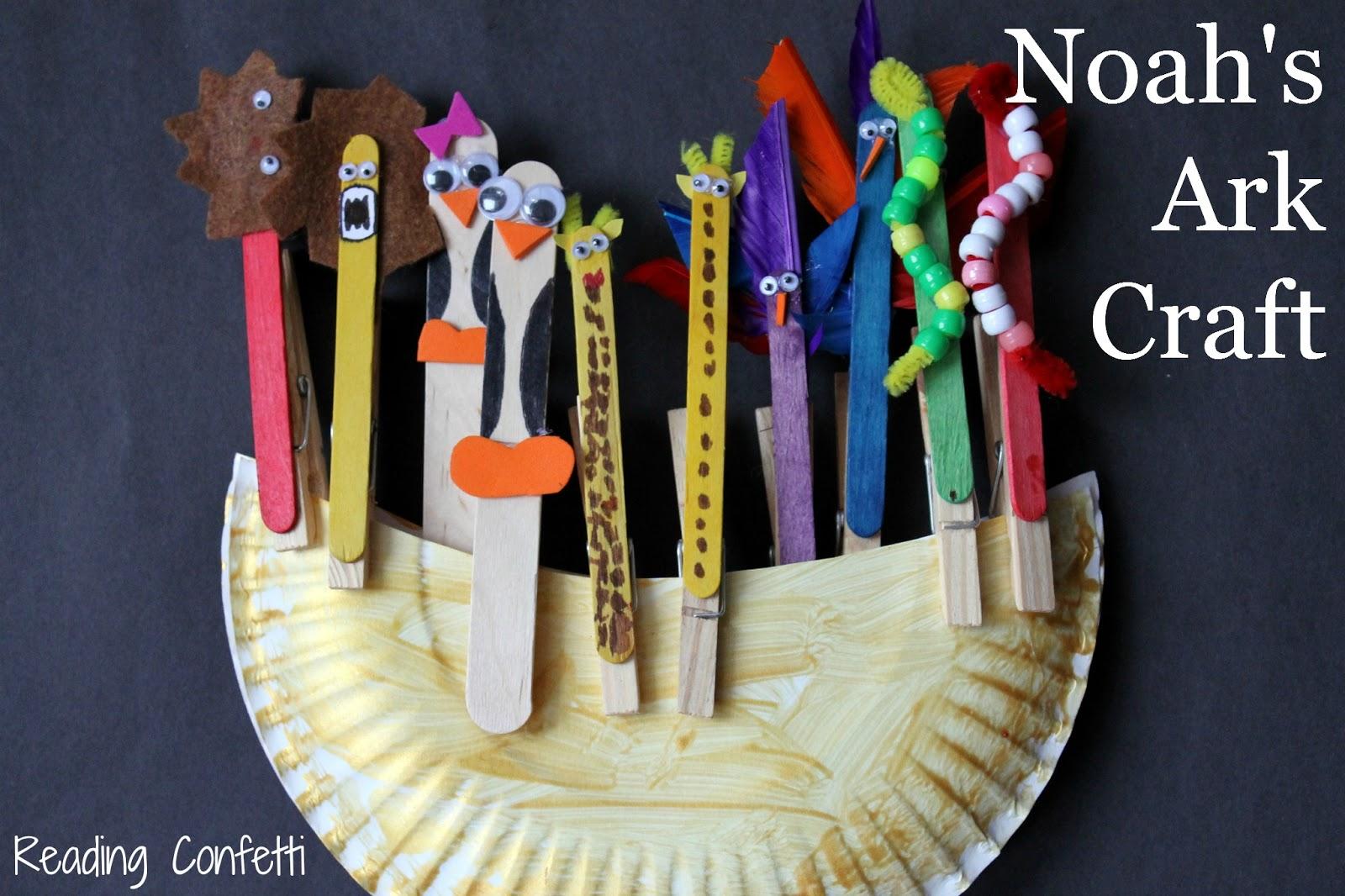 Ark Of The Covenant Children S Craft