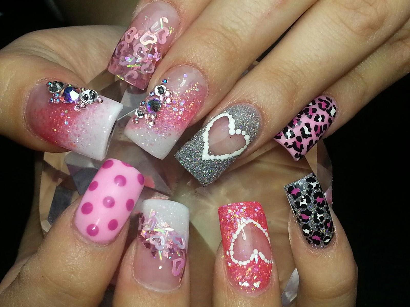 Natasha Does Nails Valentine S Day