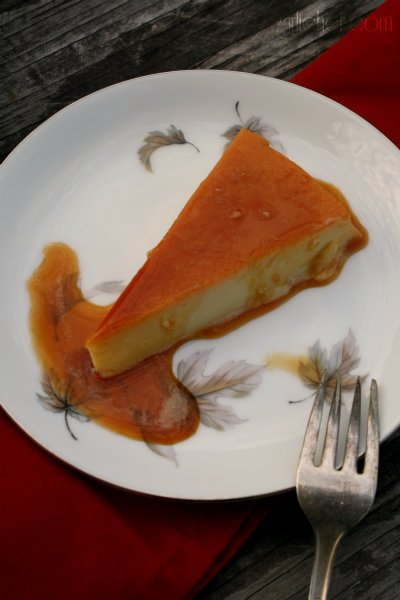 The BEST Flan ever.