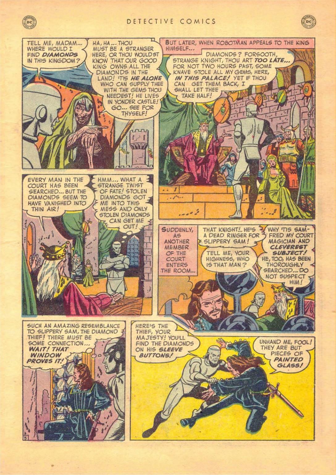 Read online Detective Comics (1937) comic -  Issue #161 - 29