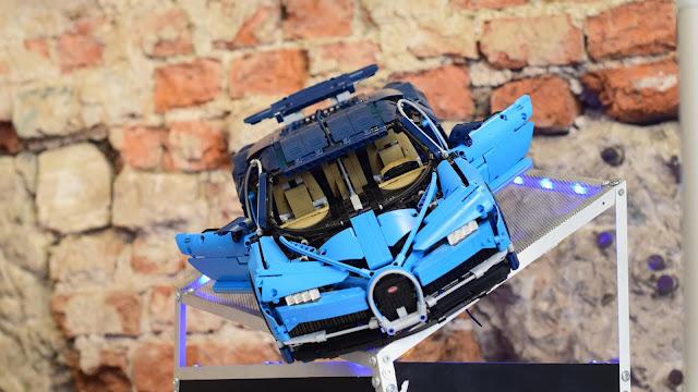 WYSTAWA ROBOTÓW-KLOCKOLAND KRAKÓW, CENTRUM NAUKI I ZABAWY Z KLOCKAMI LEGO - Czytaj dalej »