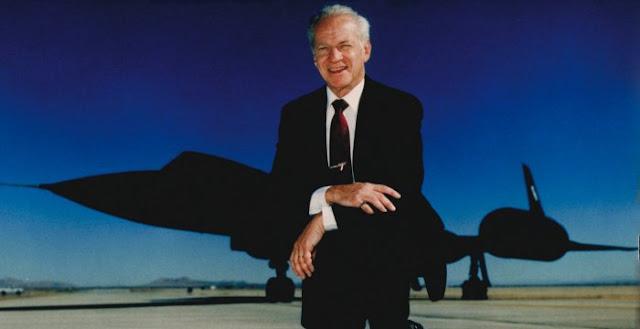 Директор Lockheed Skunkwork — шокирующие комментарии о технологии НЛО Ben%2Brich
