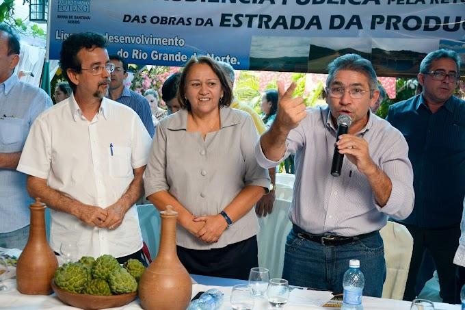 João Cabral pode assumir presidência da EMATER-RN