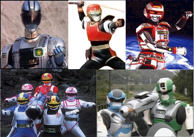 Top MetamorfoseB Super-Heróis <b>Japoneses</b> ~ MetamorfoseB