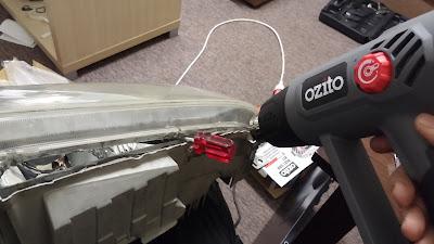 heat gun headlight
