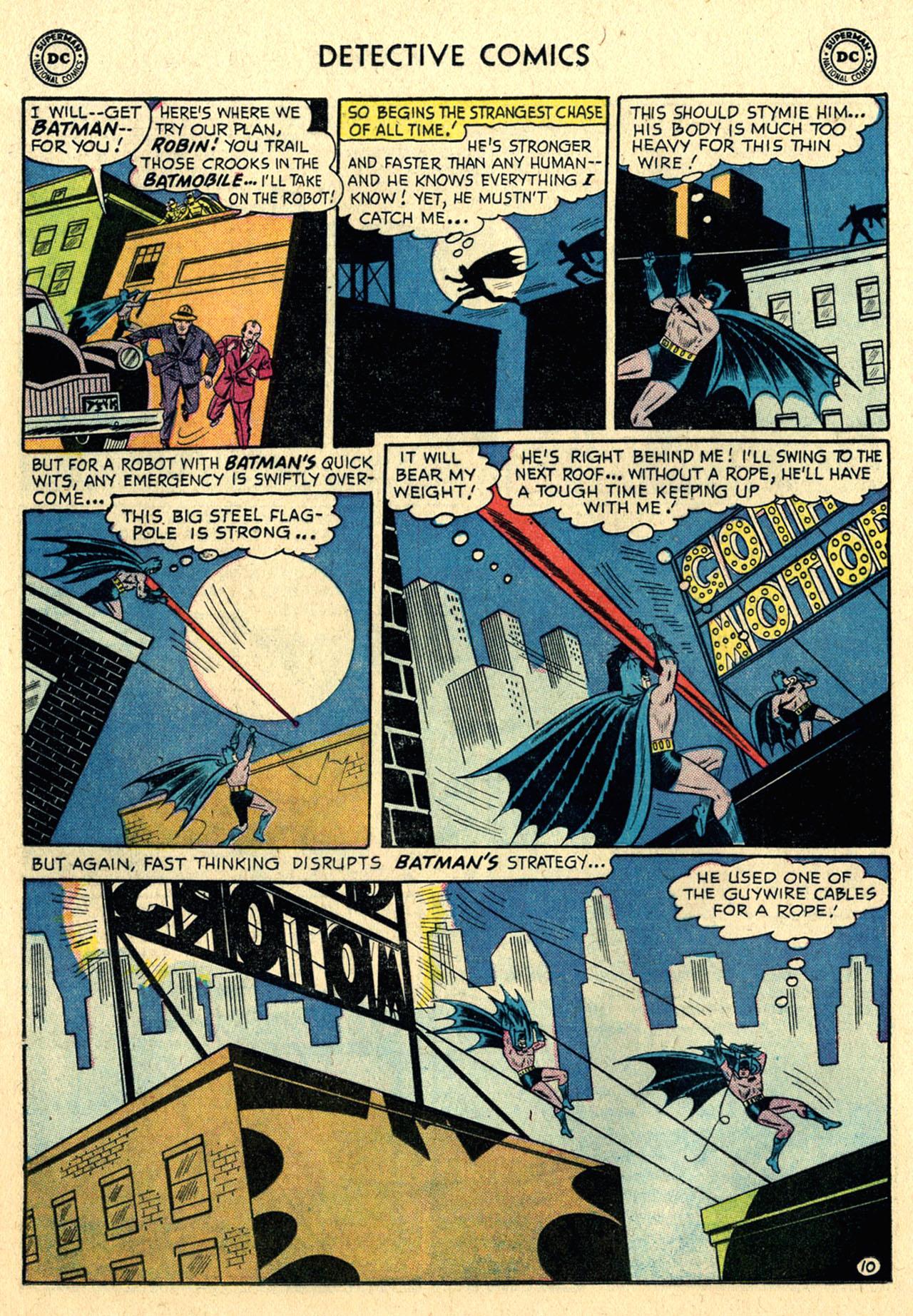 Read online Detective Comics (1937) comic -  Issue #239 - 12