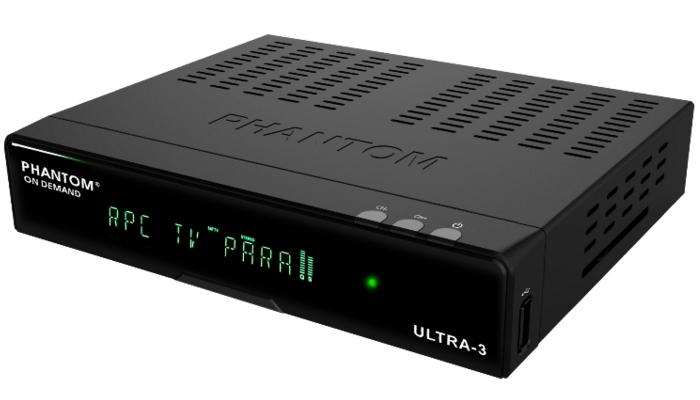 Phantom Ultra 3 HD