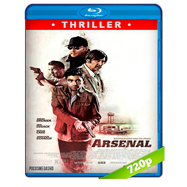 Arsenal (2017) BRRip 720p Audio Ingles 5.1 Subtitulada