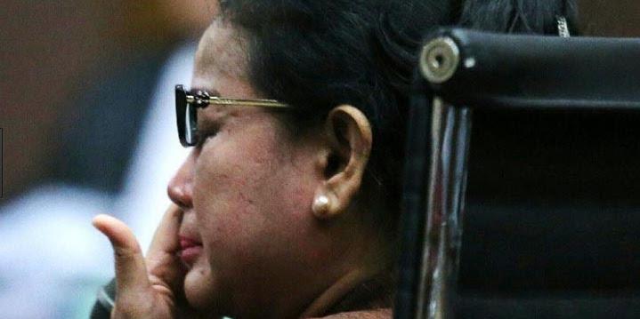 Korupsi e-KTP, Hakim Tolak Gugatan Praperadilan Miryam S Mantan Gadis Ahok