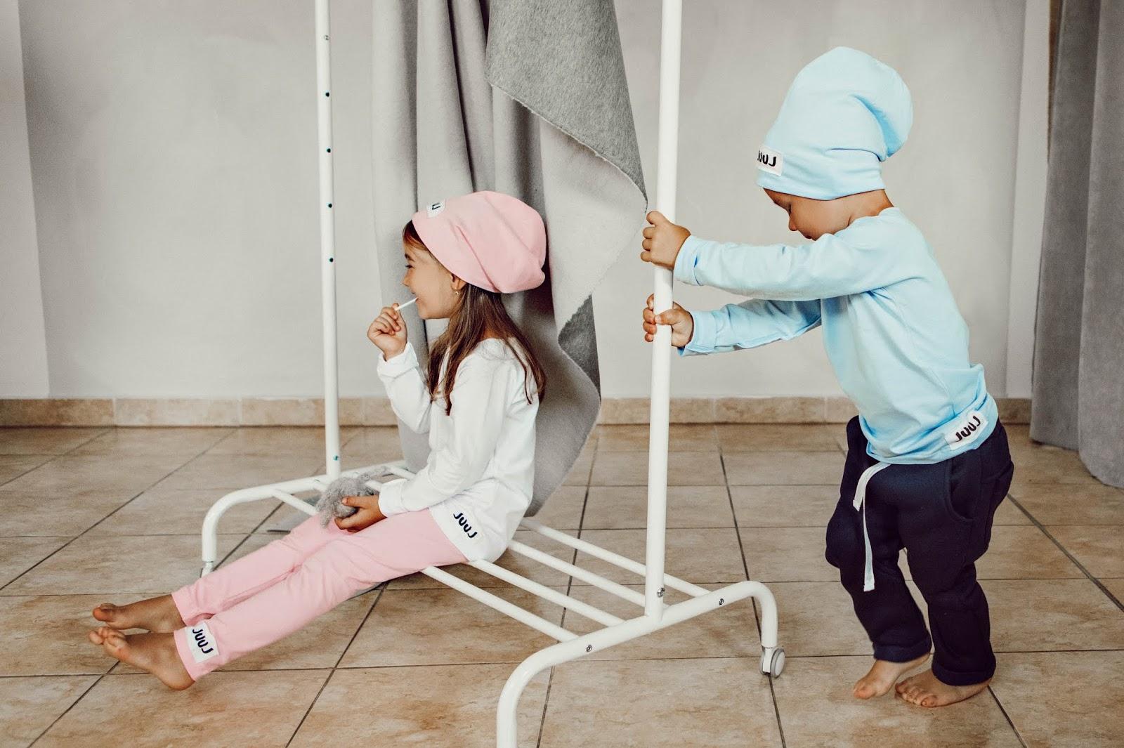 Jejich oblečení pro děti je spíše sportovní f117d74d9a
