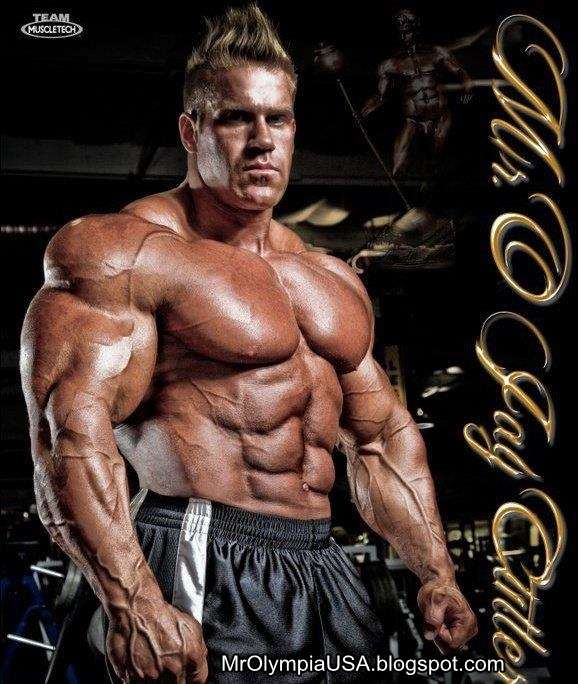 Bodybuilding Schedules: Jay cutler