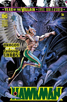 Current Hawkman Comic!