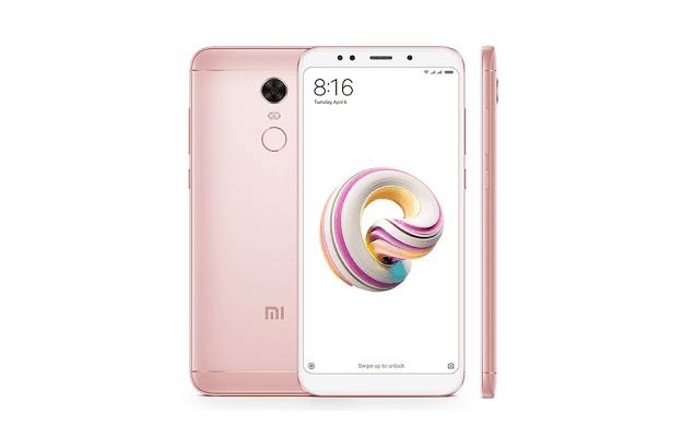 Xiaomi Redmi Note 5 Price