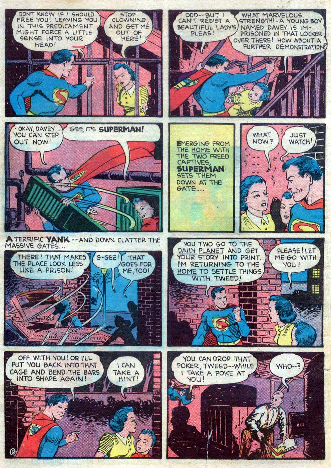 Read online Action Comics (1938) comic -  Issue #27 - 14