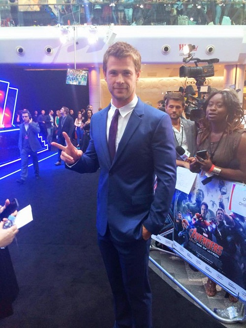 Chris Hemsworth Height
