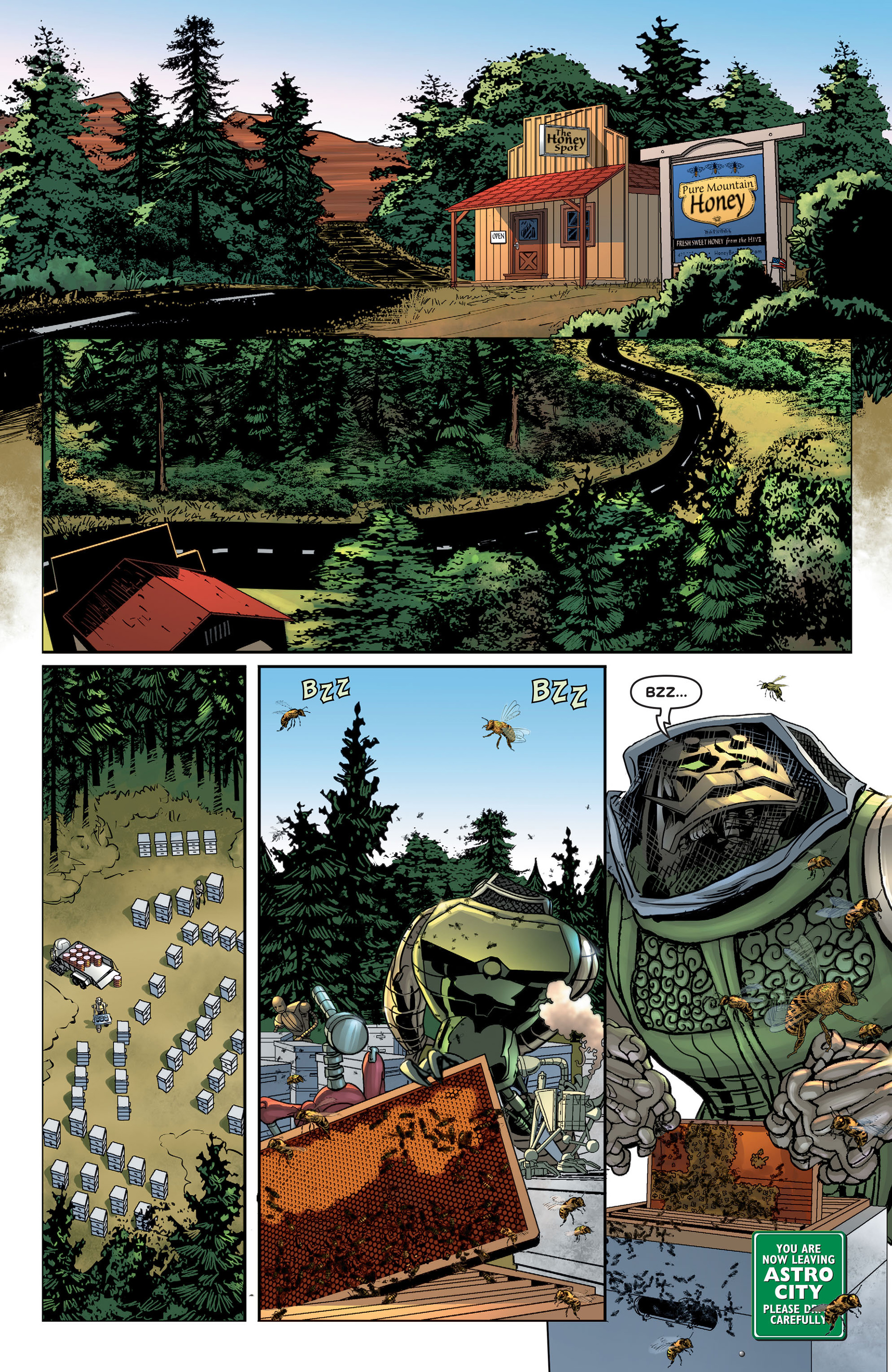 Read online Astro City comic -  Issue #15 - 25