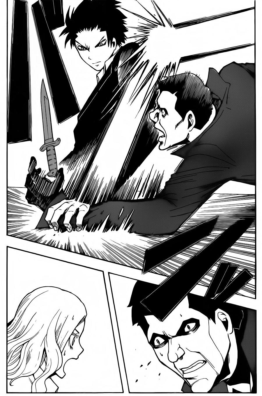 Ansatsu Kyoushitsu chap 26 trang 16