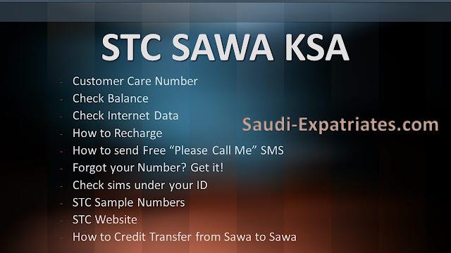 Sawa STC KSA