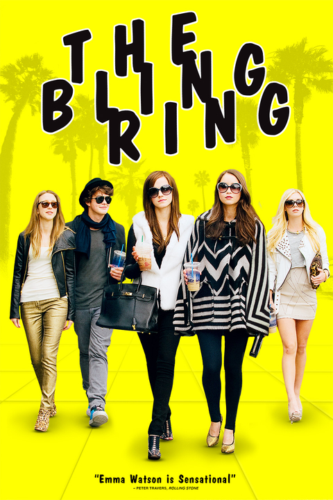 The Bling Ring วัยร้าย วัยลัก [HD][พากย์ไทย]