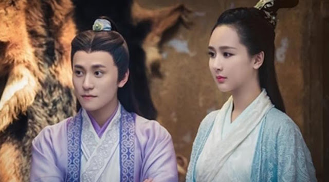Qin Jun Jie and Yang Zi