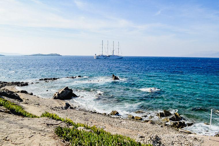 Best Island Beaches For Partying Mykonos St Barts: 12 Hours In Mykonos