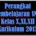 RENCANA PELAKSANAAN PEMBELAJARAN FISIKA K13 KELAS X XI XII