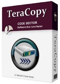 TeraCopy Pro 3.21 poster box cover