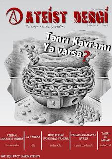 Ateist Dergi 2. Sayı Şubat 2014