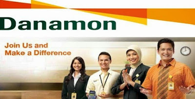 Lowongan Kerja PT Bank Danamon Indonesia Tbk, Jobs: Teller, Sales & Service Officer, SNDDP, Business Relatonship Officer, Danamon Brankers Trainee, Etc