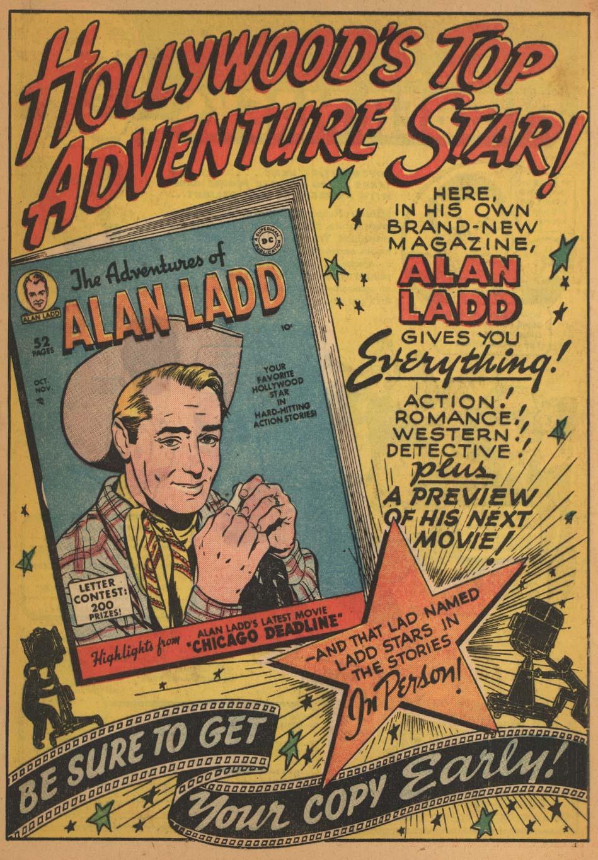 Read online Detective Comics (1937) comic -  Issue #152 - 49