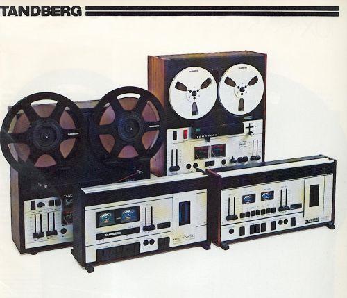 tandberg TCD 330 1977
