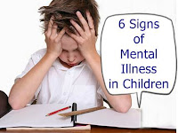 6 Signs of Mental Illness in Children