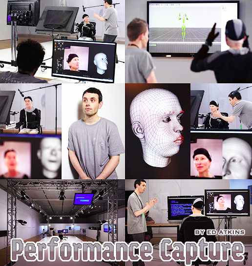 Performance Capture at Manchester Art Gallery