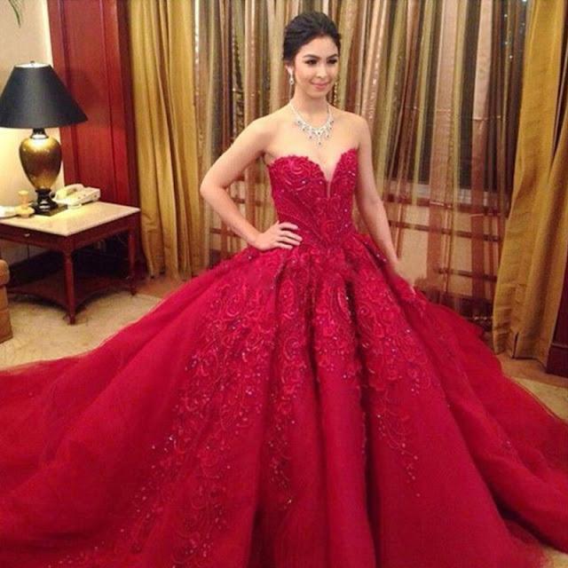 Top 10 Grandest Debut Gown of Pinay Celebrities