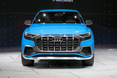Audi Q8 2018 Review, Redesign, Specs, Price