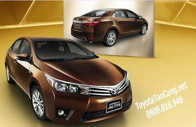 """Kia K3 đối đầu Toyota Corolla Altis 2014: """"Mèo nào cắn mỉu nào"""""""