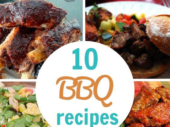 10 Finger Lickin' Good Dishes with BBQ Sauce...
