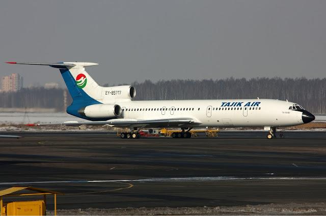 tacikistan uçak bileti