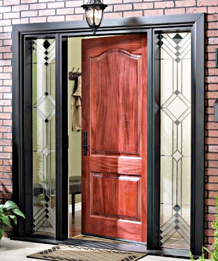 Warna Cat Kusen Pintu dan Jendela Rumah yang Indah