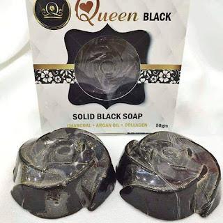 QM QUEEN BLACK SOAP
