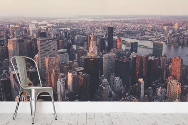 New Yorkin seinämaalaus
