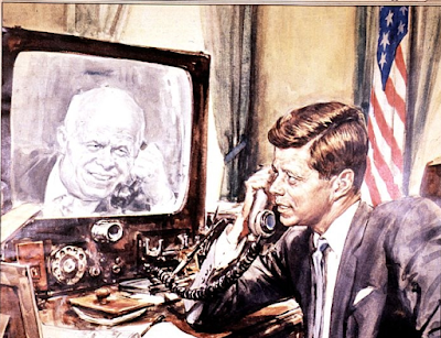 Kennedy y los cañones de agosto