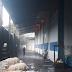 Tujuh Unit Mobil Diterjunkan Padamkan Api di Gudang Kapas