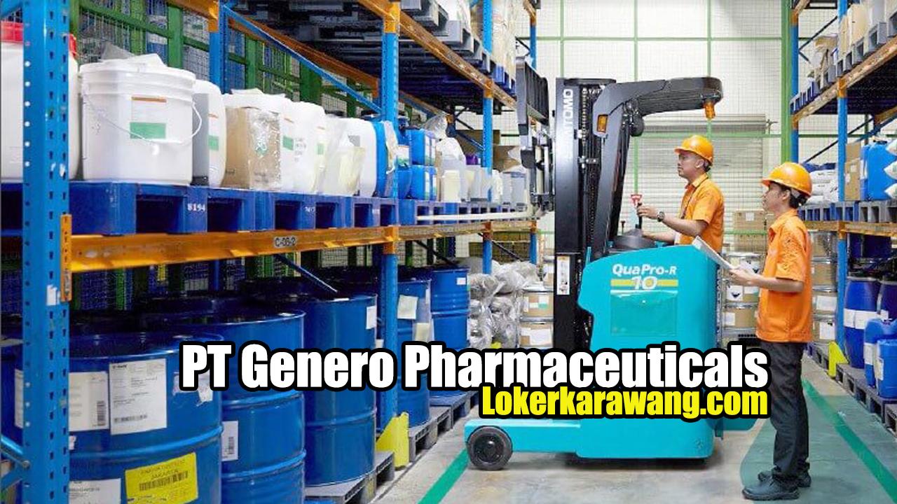 PT Gеnеrо Pharmaceuticals